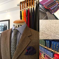 Choosing fabrics and getting measured up with The Cad and The Dandy, excellent tailors from Savile Row and a wonderful array of fabrics to choose from! #menstyle #menswear #mensstyle #mensfashion #menslifestyle #mensaccessories #accessories #pocketsquare #pocketsquares #gq #gentleman #savilerow #moda #style #fashion #tailor #tailored #tailoring #suit #jacket #ootd