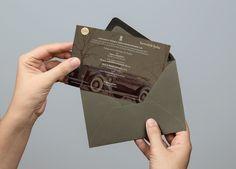 Graphics Designs:  Pondy Tourism Heritage Car Display Invitation