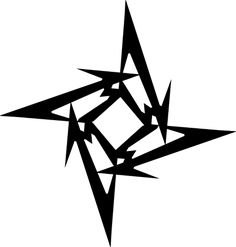 Sun Tattoos, Music Tattoos, Sleeve Tattoos, Tattoos For Guys, Tatoos, Metallica Tattoo, Ninja Logo, Celtic Cross Tattoos, Rock Tattoo