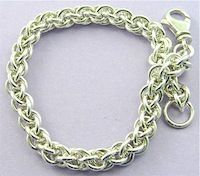 Free Chain Maille Jewelry Patterns And Ideas Available Here