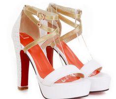 sexy sandal high heels