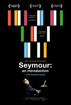 Meet Seymour Bernstein: a renowned pianist, beloved teacher, and true inspiration who shares eye-opening insights from his extraordinary life. Ethan Hawke directs.