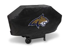 MONTANA STATE DELUXE GRILL COVER-(Black Background)