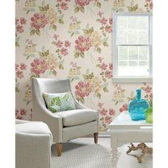41 Hanna S Bedroom Ideas Floral Wallpaper Brewster Home Fashions Wallpaper Samples