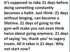Motivation Monday: It's not a diet, it's a lifestyle | Inspire ...