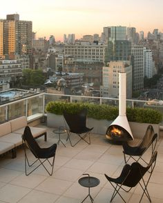 Bowery Penthouse With Amazing NY View 11