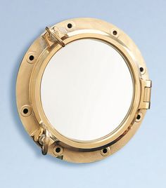 "Heavy Duty 8/"" Boat Marine Yacht Round Functional Porthole Portlight Port Window"