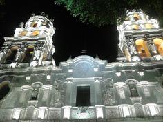 Iglesia de la Compañía. Puebla.
