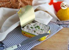 Rillettes de sardines simple et rapide, Recette Ptitchef
