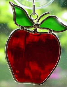 Stained glass Mini apple