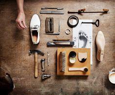 rosanne bergsma, workshop schoenen maken