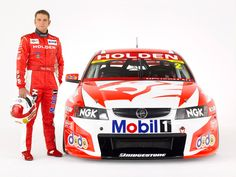 The Holden Racing Team is Australia's premier Supercar racing team. Matching new cars, and a striking new livery mark the Holden Racing Team's fresh approach to the 2012 Supercar season. Australian V8 Supercars, Number 2, Cars And Motorcycles, Touring, Cool Cars, Race Cars, Super Cars, Motorcycle Jacket, Pilot