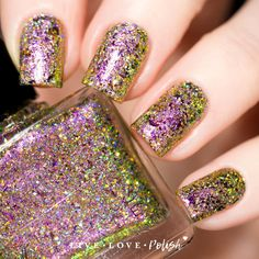 Femme Fatale The Ego Trip Nail Polish (Welcome To Mars Collection)