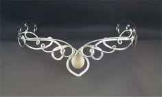 Rhiannon circlet Rhiannon Celtic Circlet Head Piece Tiara Diadem []