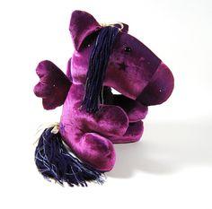 My Little Pony Twinkler Sparkle Pony Takara Style Plush