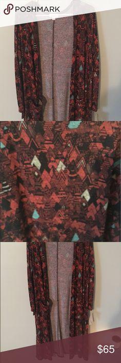 #SALE #LuLaRoe #Sarah #Cardigan #Red #GeoPrint L #SALE #LuLaRoe #Sarah #Cardigan #Red #GeoPrint L LuLaRoe Sweaters Cardigans