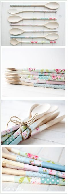 Diy-upcycle-wooden-spoons by red brolly
