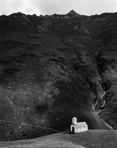 Chapels in the Vals Valley / Projects / Photography / Hélène Binet