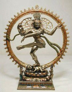 LORD NATARAJA Dancing Shiva Statue, Real Bronze Powder Cast 10 1/2-inch,  Price:	$79.99 & FREE Shipping. Details  Only 2 left in stock.