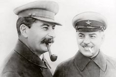Funny picture. _____________________________ In fact Voroshilov did not smoke. As a child he was a shepherd. Children found tobacco and began to compete with each other who can to smoke more. As a result, he was poisoned by nicotine and since then did not take into the mouth of cigarettes. This picture is a joke was made specially From memory Klim Voroshilov #Stalin #Voroshilov #smoke