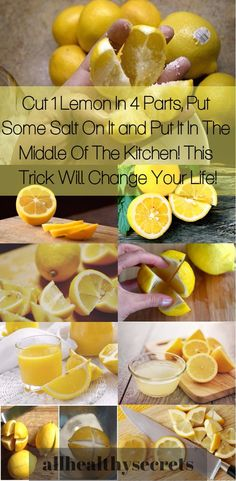Lemon has countless health benefits and numerous beneficial uses.