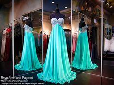 Jade Strapless Sweetheart Prom Dress