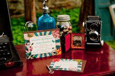 Romantic Steampunk Wedding Ideas Philadelphia wedding photography and videography - BG Productions www.MadamPaloozaEmporium.com www.facebook.com/MadamPalooza