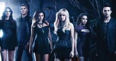 the secret circle! Really wanted a season 2!! Wish someone else would pick it up!!