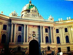 Historical buildings and musical center of the ancient world! -Austrian National Library