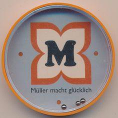Müller macht glücklich, Plastik, dom, 50mm