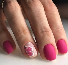 cute nail art designs for short nails 2019 20 Related Cute Nail Art Designs, Acrylic Nail Designs, Acrylic Nails, Gradiant Nails, Cute Nails, Pretty Nails, Hair And Nails, My Nails, Gel Nagel Design