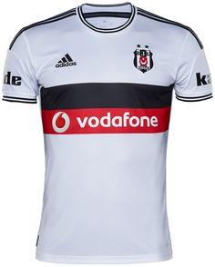 Beşiktaş 2014-15 adidas Home