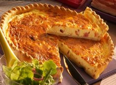 Easy Quiche, Bacon Quiche, Batch Cooking, Cooking Time, Crunch, Recipe Using, Food And Drink, Breakfast, Ethnic Recipes
