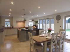Latest project, Boldmere House, Shipton Oliffe, rsj builders & Stenvall interiors