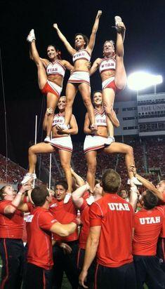 cheerleader fun