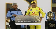 The rich and glamorous Indian Premier League (IPL) 2020 will occuras confirmed Chairman Brijesh Patel today afternoon and ever since then MS Dhoni fans do not seem to have a control over their emotions. Cricket News, Premier League, Ms, Social Media, Indian, Reading, Sports, Hs Sports, Word Reading