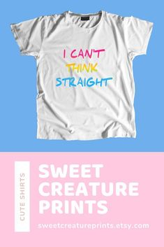 Show off your pansexual pride with this lgbt pansexual shirt! Let the world know you are pan and you are proud of your sexuality! Click through to grab yours. Lgbt, Gay Pride Shirts, Pansexual Pride, Pride Outfit, Feminist Shirt, Unisex, Ethical Fashion, Funny Shirts, Small Businesses