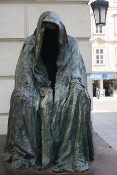 Fantasma de Praga en Praga 1 #republicacheca #turismo #viajar