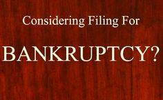 dpjohnsonlaw.net/heathrow.php | 407-644-9500  People file for bankruptcy protection as a way to end their financial difficulties, begin rebuilding their credit, and make that fresh start with financial stability.