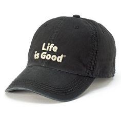 Life is Good ''Life is Good'' Baseball Hat