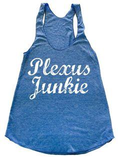 ##dplexuspower Amazing Plexus Products Plexus Junkie tank top, plexus tank, plexus shirt, plexus swag, plexus slim | Plexus   Kim Granich  - this shop has good ones.  Plexus Junkie tank top, plexus tank, plexus shirt, plexus swag, plexus slim  Source by bran... http://plexusblog.com/plexus-junkie-tank-top-plexus-tank-plexus-shirt-plexus-swag-plexus-slim-plexus/
