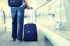 Planning a working vacation? Your travel expenses may be tax deductible if your trip is mainly business-focused. Learn more with the experts at H&R Block. Travel Blog, Travel Deals, Travel Tips, Travel Destinations, Prayer For Travel, Excess Baggage, Airport Security, By Plane, What In My Bag