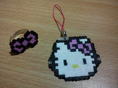 This is a Hello Kitty set I made for a friend. You can find more of this at www.thepixelartstore.com