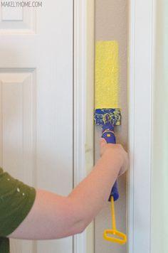 HomeRight Quick Painter Review via MakelyHome.com