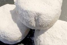 Vegane Schneebälle Kourabiedes