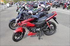 ROAD RIDER:Street motorcycle in Japan - HONDA CBR125R (たぶん)