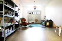 INTERIOR DESIGN AND STYLING - ROOS - URBAN GARAGE