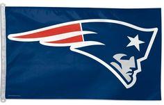 New England Patriots Flag | New England Patriots Logo Flag