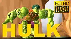 Hulk's Attack All Skills with Marvel Super Heros
