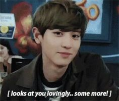 Chanyeol dating alone